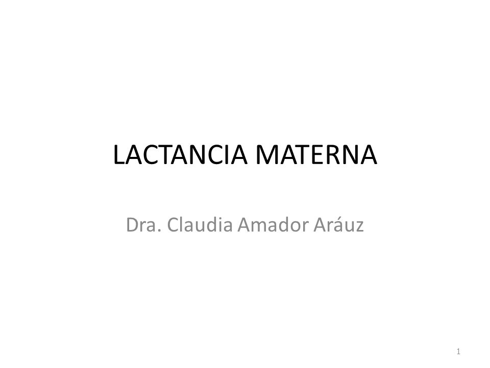 Dra. Claudia Amador Aráuz