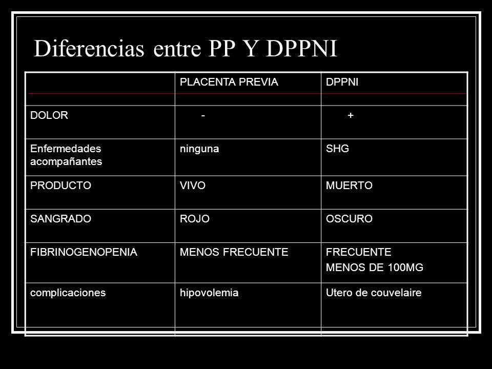 Diferencias entre PP Y DPPNI