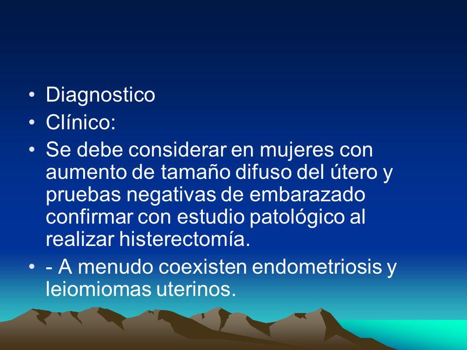 DiagnosticoClínico: