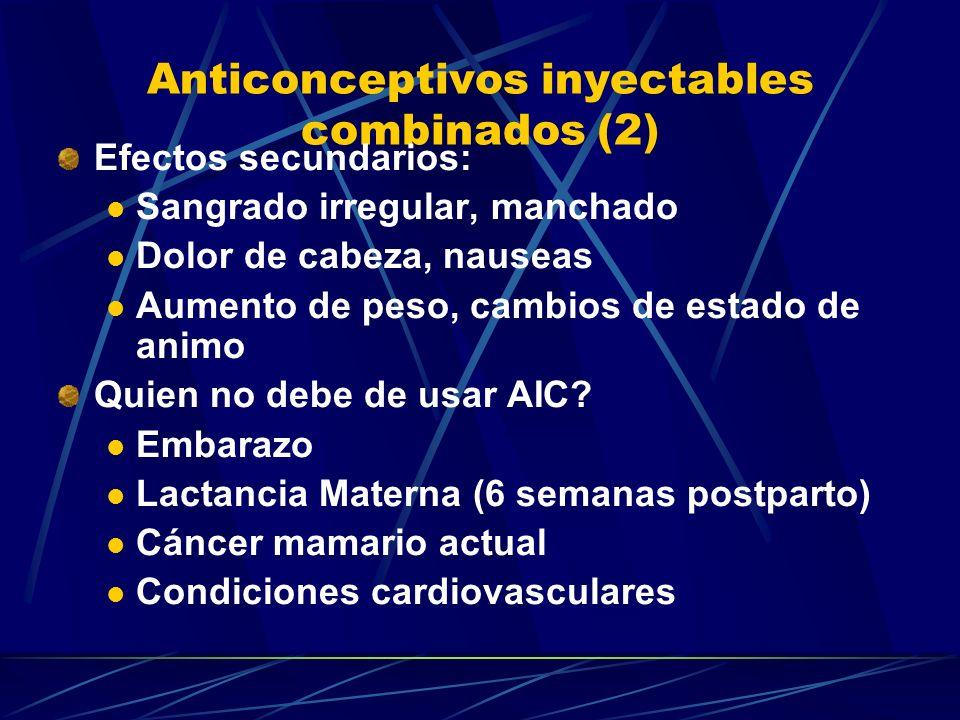 Anticonceptivos inyectables combinados (2)