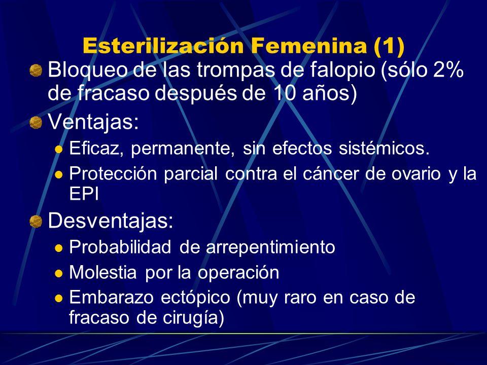 Esterilización Femenina (1)