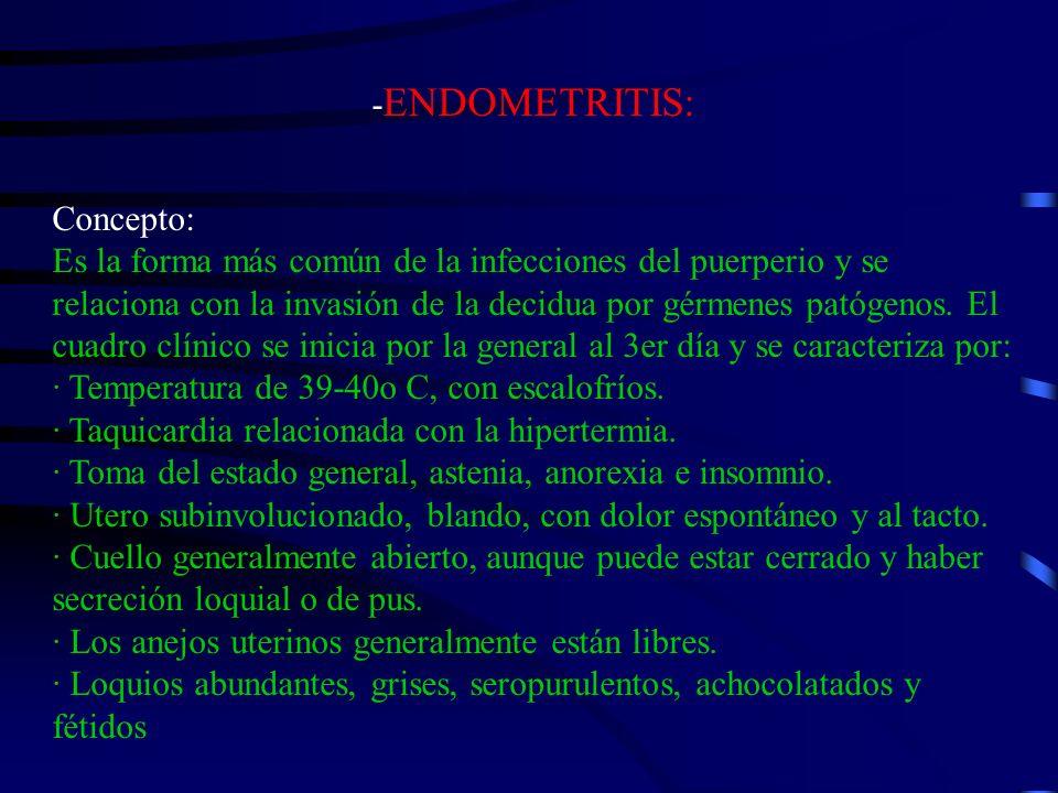 -ENDOMETRITIS: