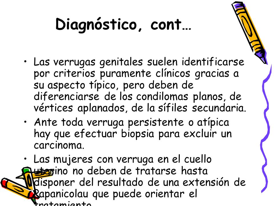 Diagnóstico, cont…