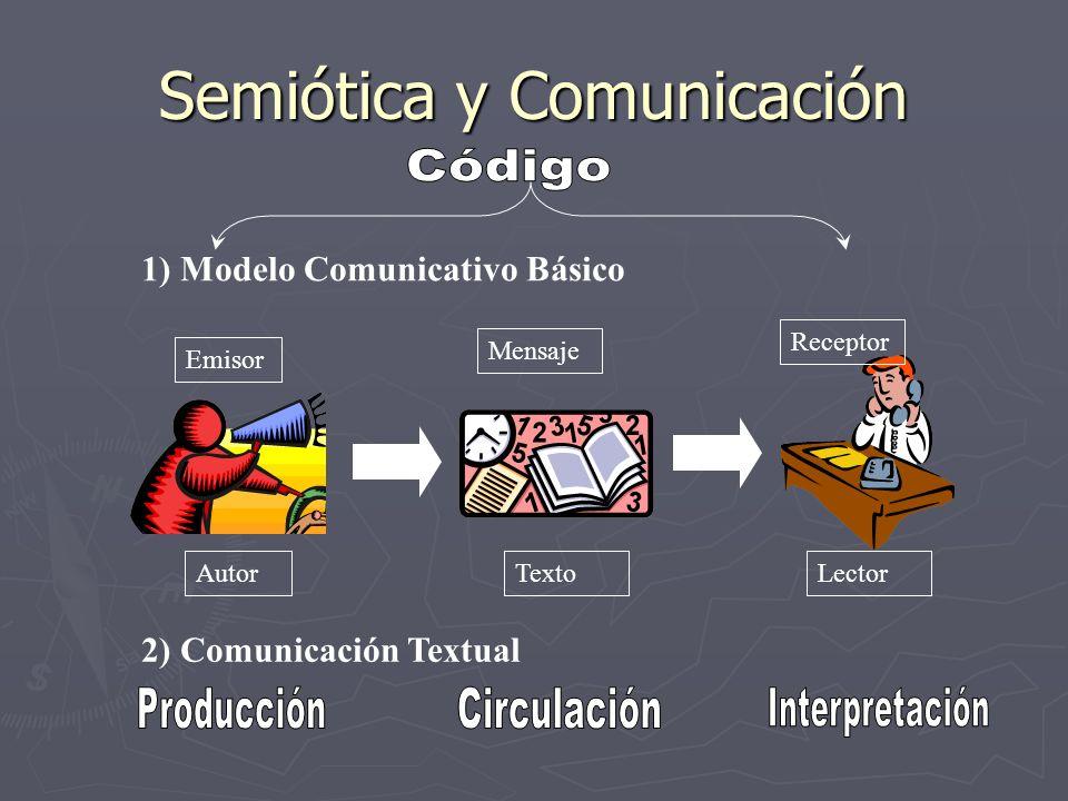 Semiótica y Comunicación