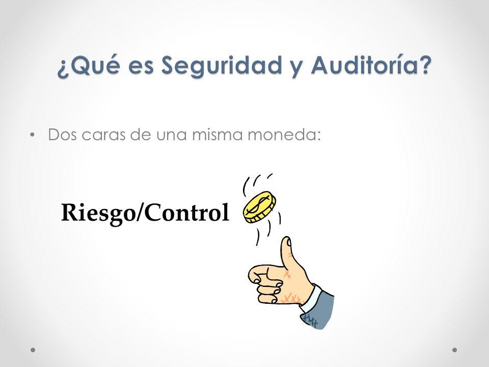 ¿Qué es Seguridad y Auditoría