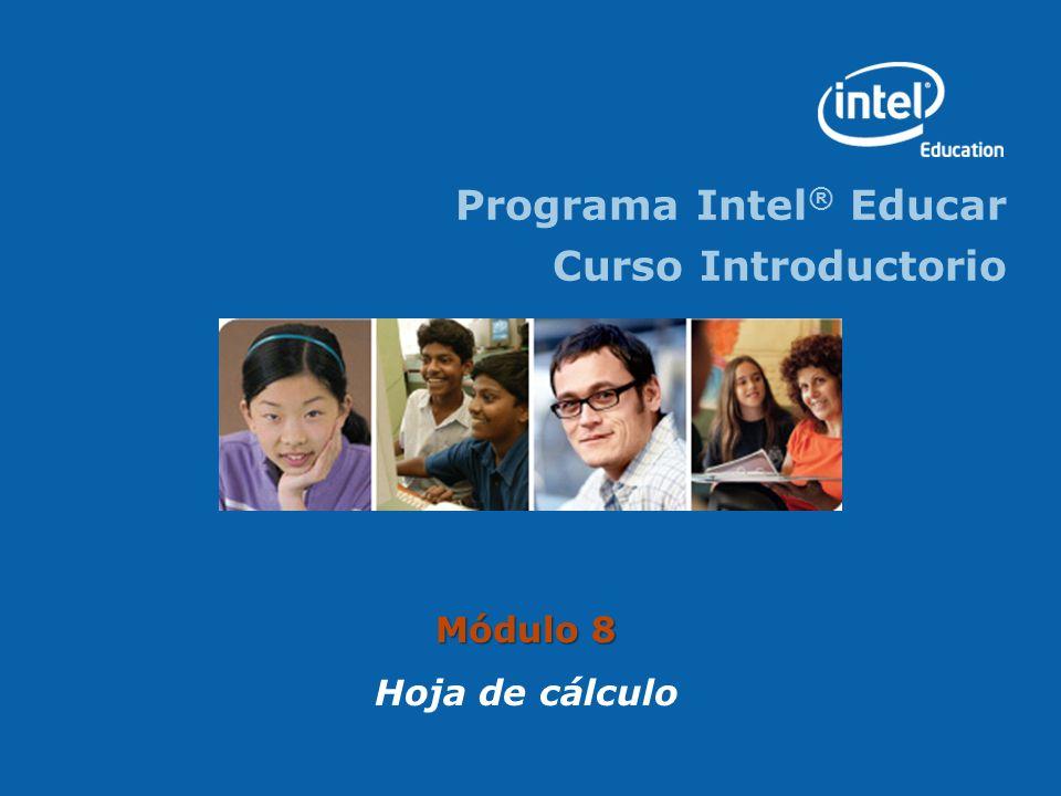 Programa Intel® Educar Curso Introductorio