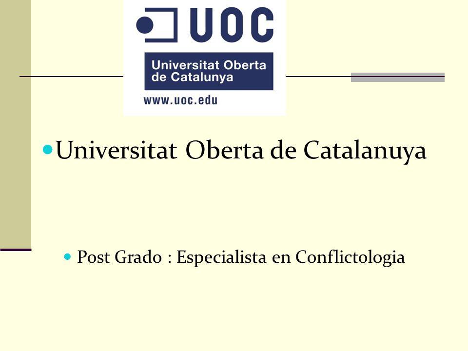 Universitat Oberta de Catalanuya