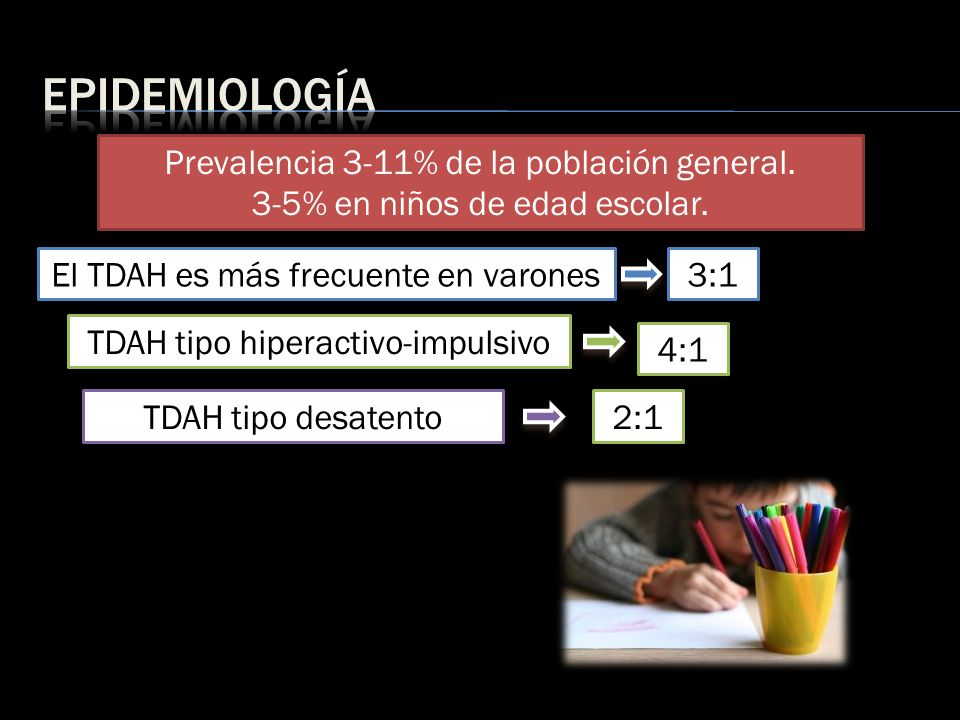 epidemiología Prevalencia 3-11% de la población general.