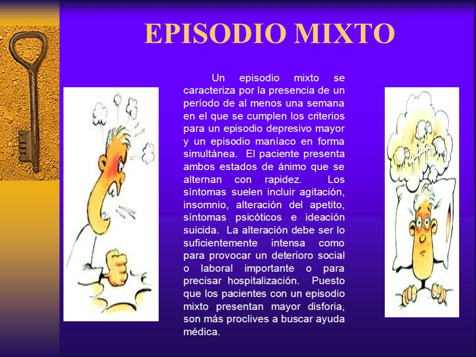 EPISODIO MIXTO