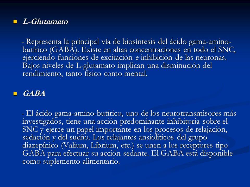 L-Glutamato