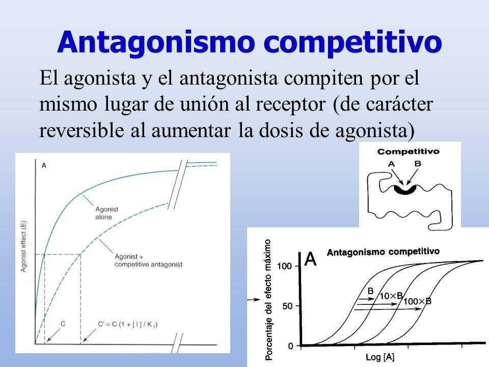 Antagonismo competitivo