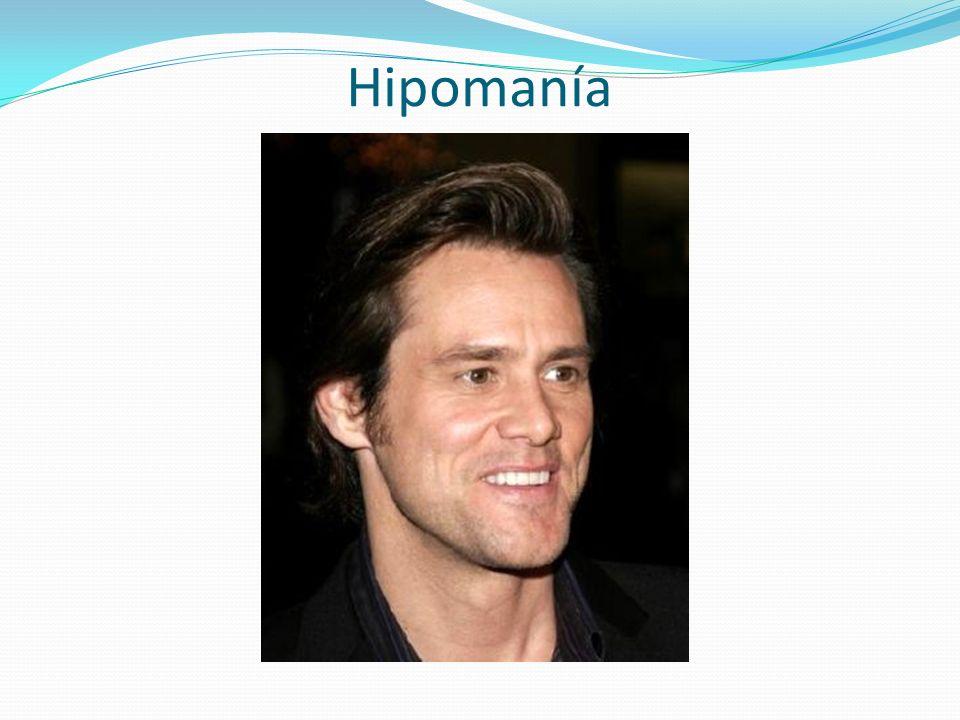 Hipomanía