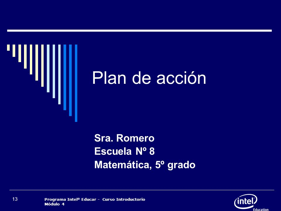 Sra. Romero Escuela Nº 8 Matemática, 5º grado