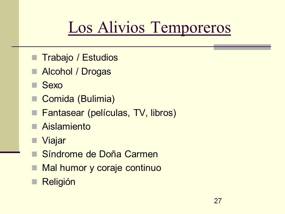 Los Alivios Temporeros