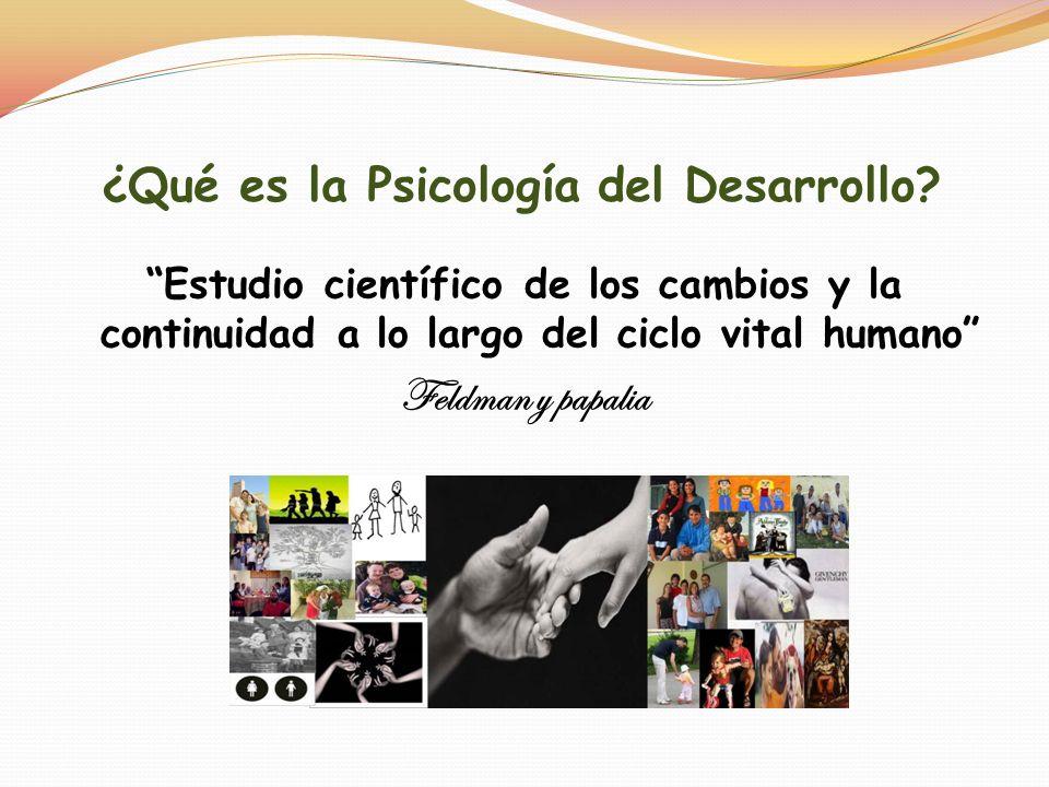 ¿Qué es la Psicología del Desarrollo