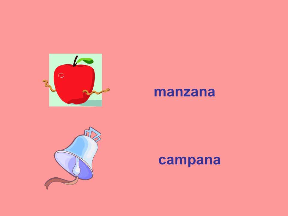 manzana campana