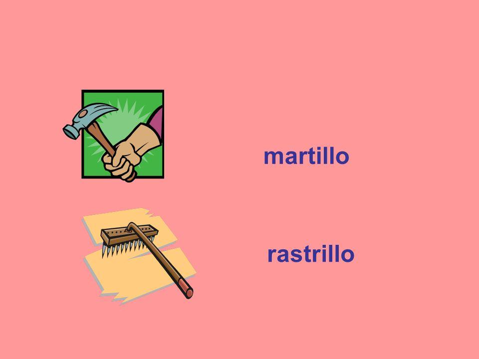 martillo rastrillo