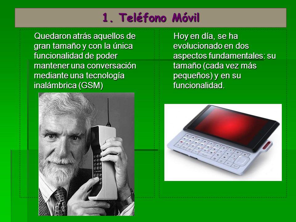 1. Teléfono Móvil