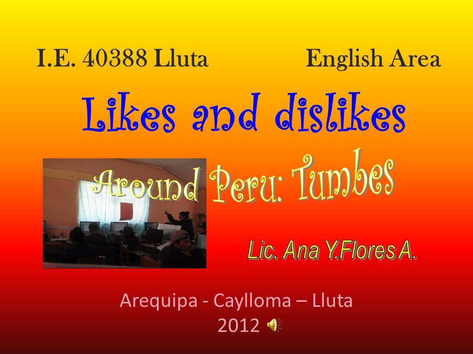 Arequipa - Caylloma – Lluta