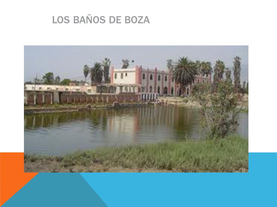 LOS BAÑOS DE BOZA
