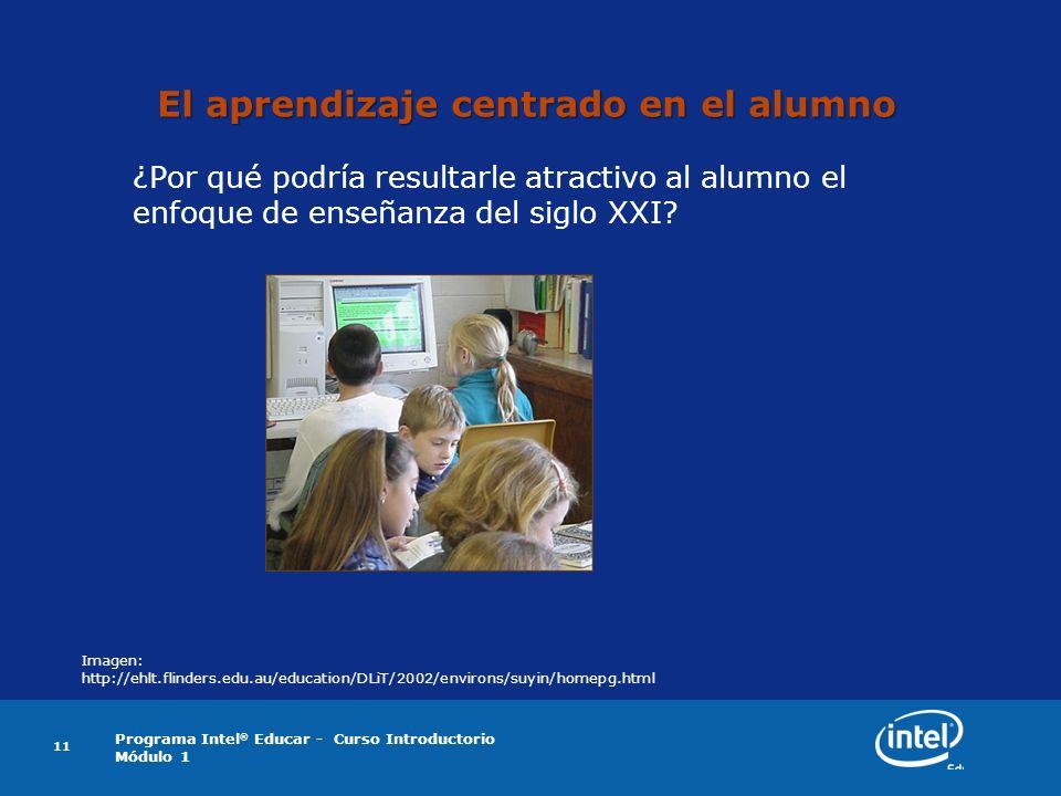 El aprendizaje centrado en el alumno