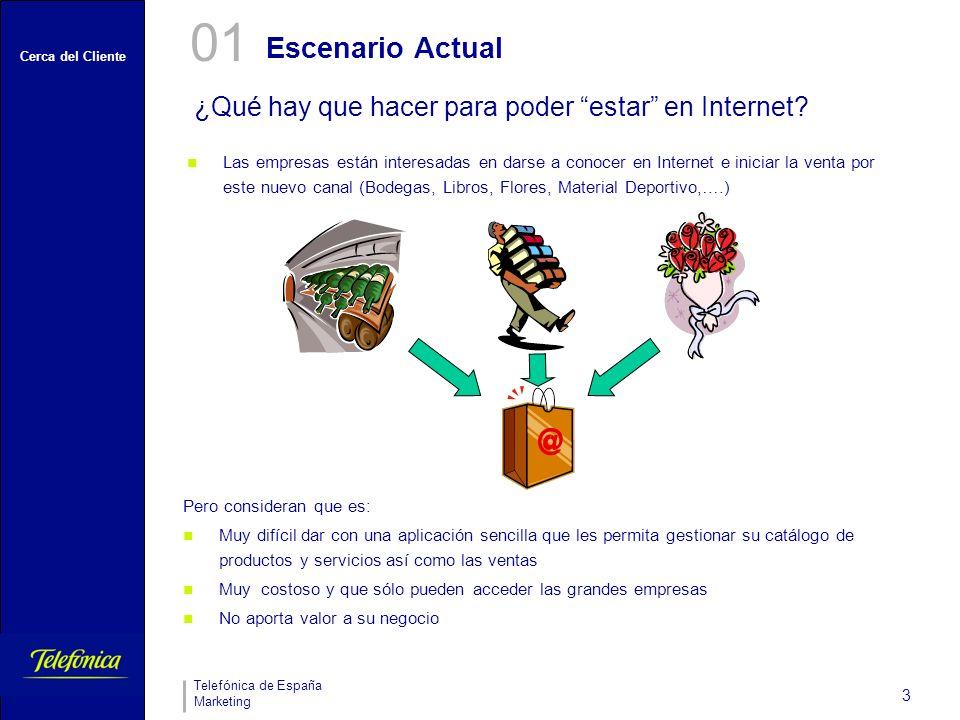 01 Escenario Actual ¿Qué hay que hacer para poder estar en Internet