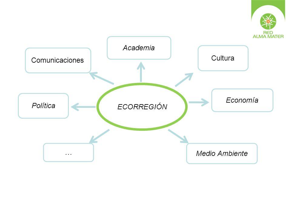 Academia Cultura Comunicaciones Economía ECORREGIÓN Política …