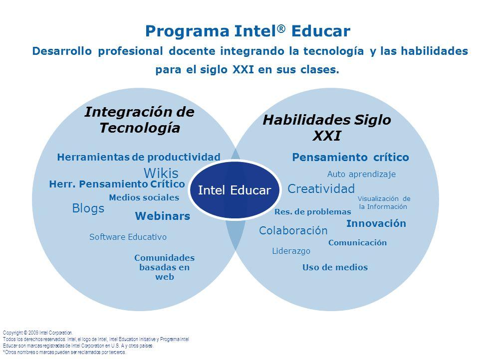Integración de Tecnología Comunidades basadas en web