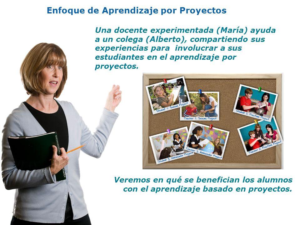 Enfoque de Aprendizaje por Proyectos