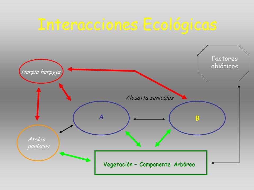 Interacciones Ecológicas