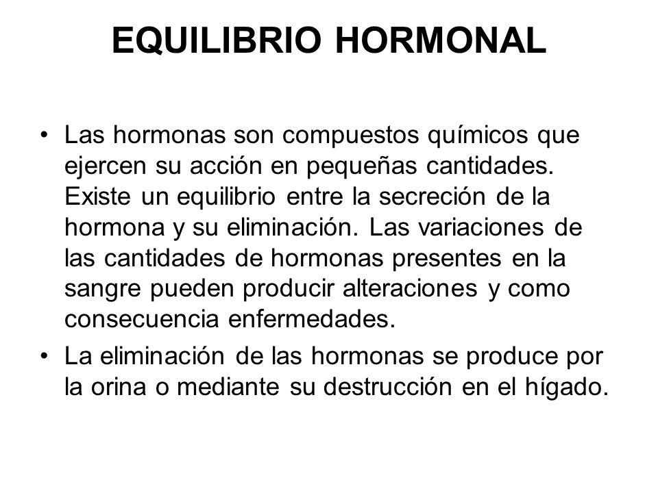 EQUILIBRIO HORMONAL