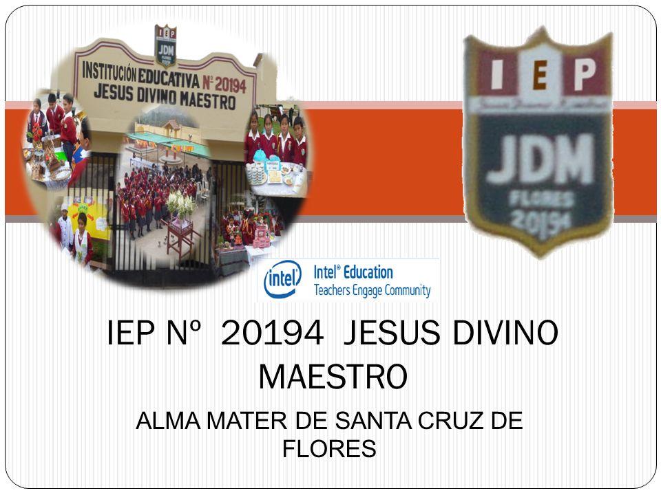 IEP Nº 20194 JESUS DIVINO MAESTRO