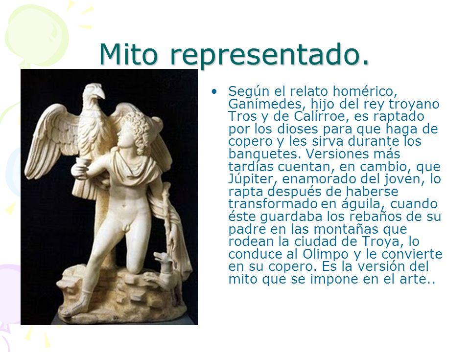 Mito representado.