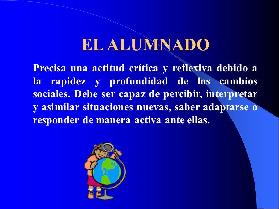 EL ALUMNADO