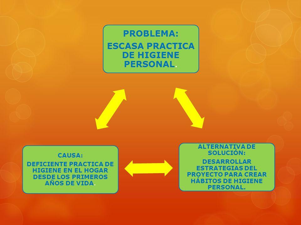 ALTERNATIVA DE SOLUCIÓN: