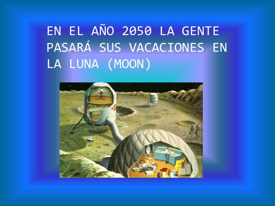 EN EL AÑO 2050 LA GENTE PASARÁ SUS VACACIONES EN LA LUNA (MOON)