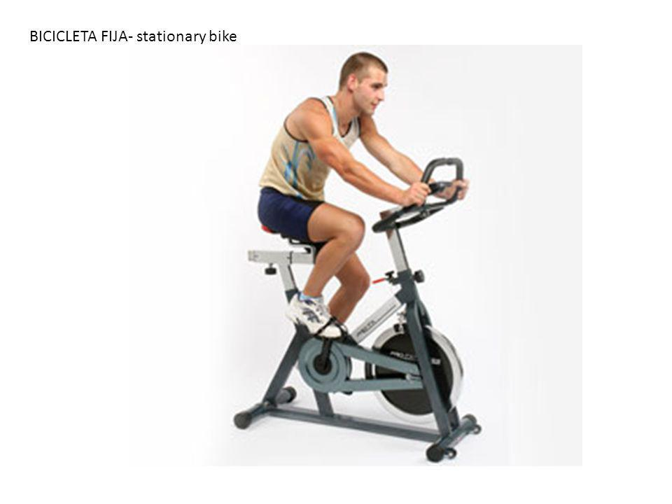 BICICLETA FIJA- stationary bike