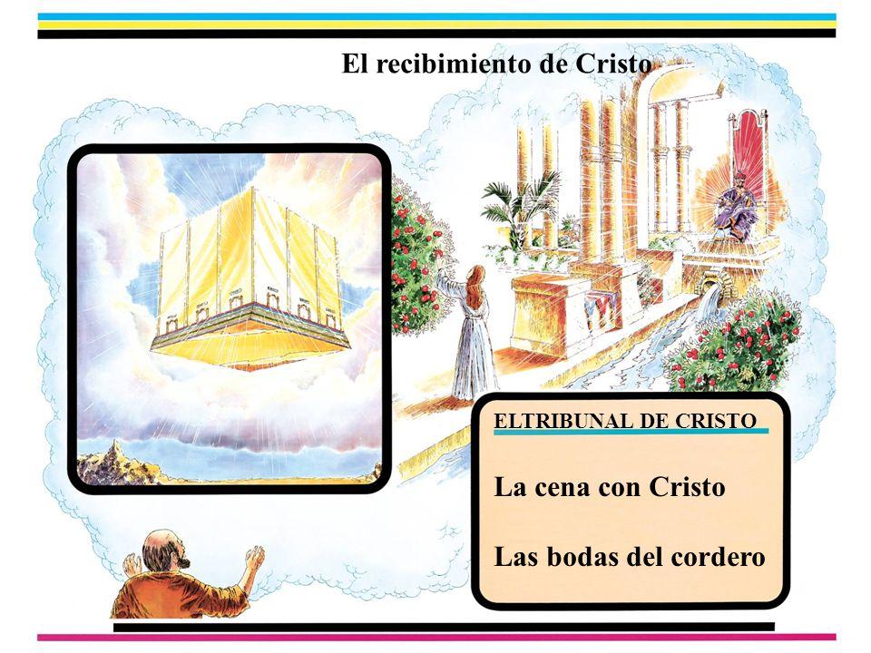 El recibimiento de Cristo