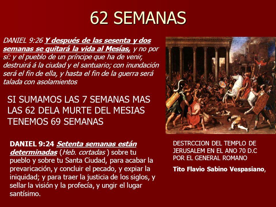 62 SEMANAS