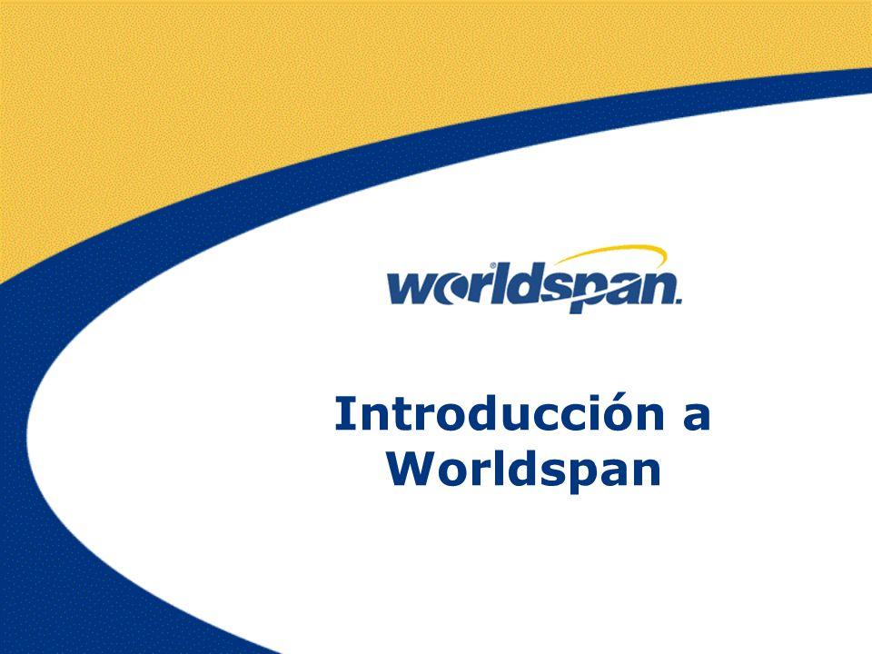 Introducción a Worldspan