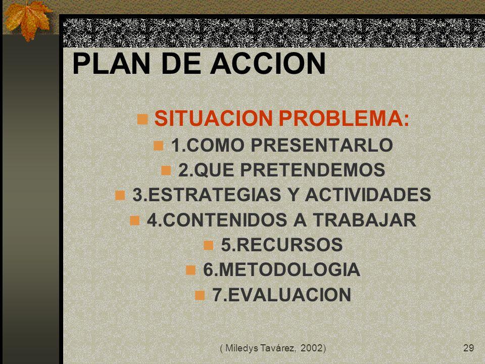 3.ESTRATEGIAS Y ACTIVIDADES