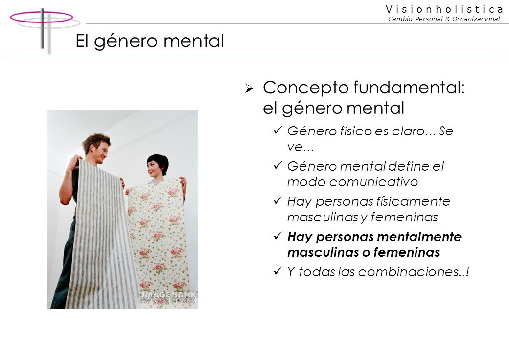 El género mental Concepto fundamental: el género mental