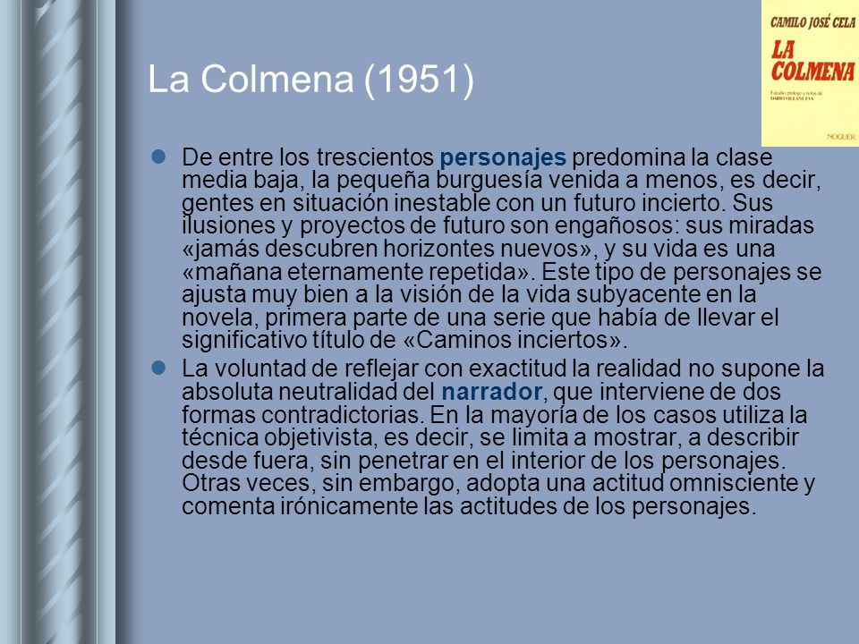 La Colmena (1951)