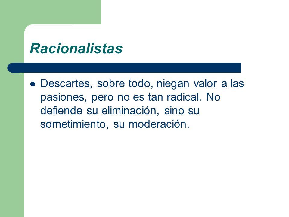 Racionalistas