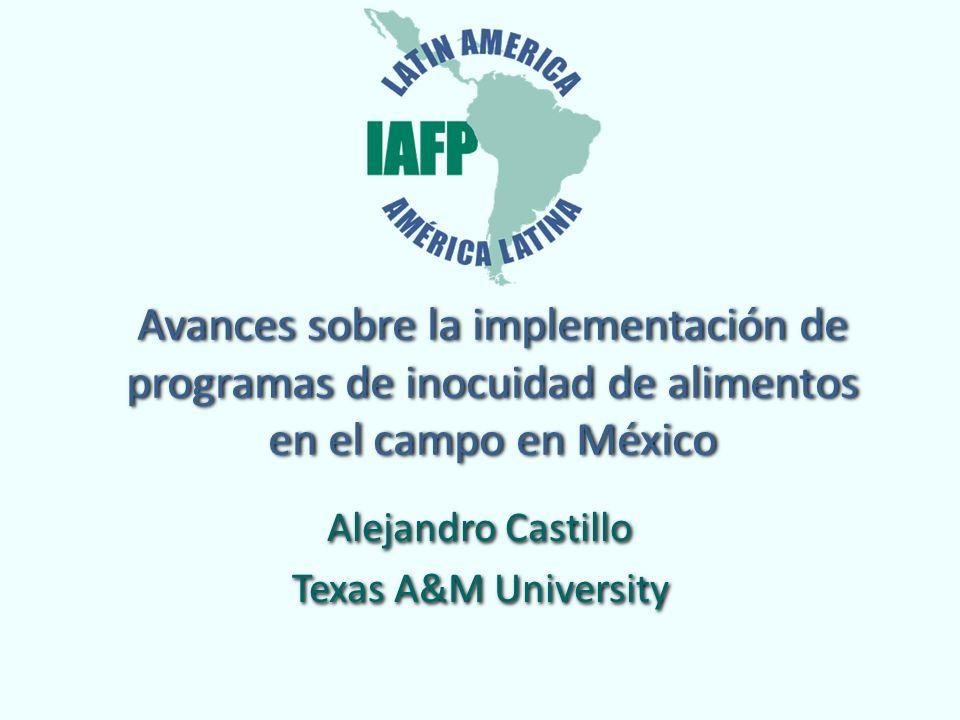 Alejandro Castillo Texas A&M University
