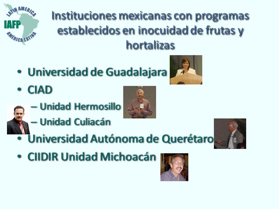 Universidad de Guadalajara CIAD