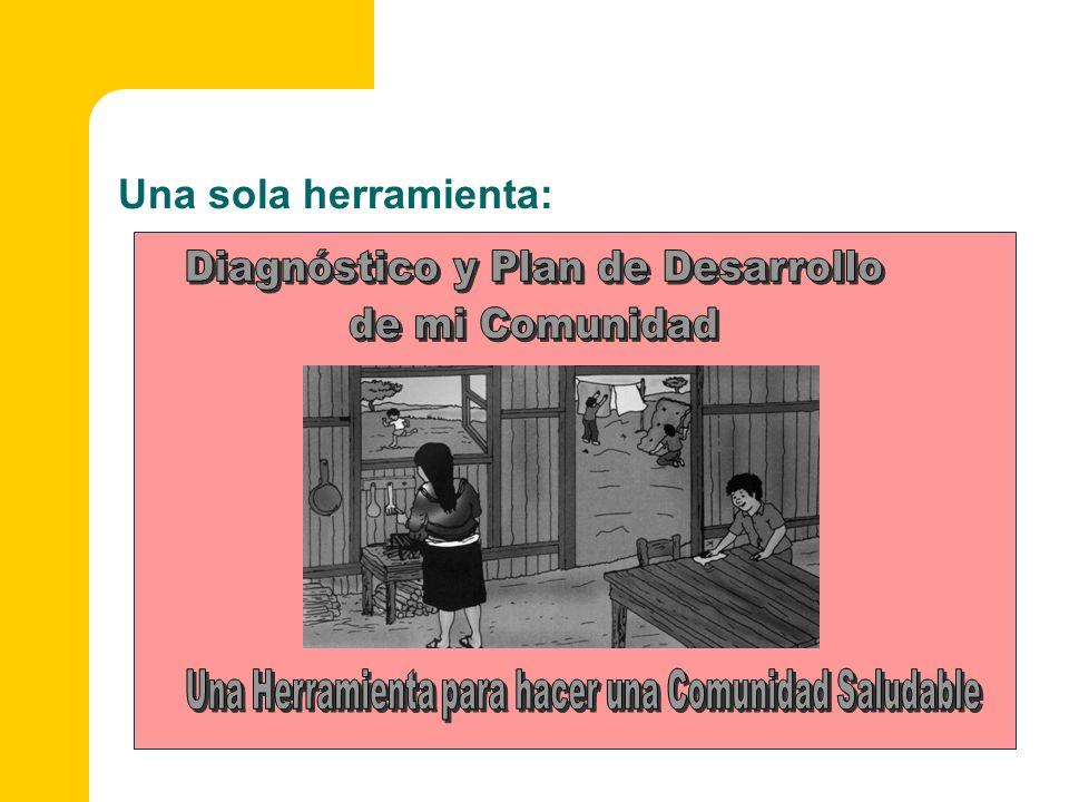 Diagnóstico y Plan de Desarrollo de mi Comunidad