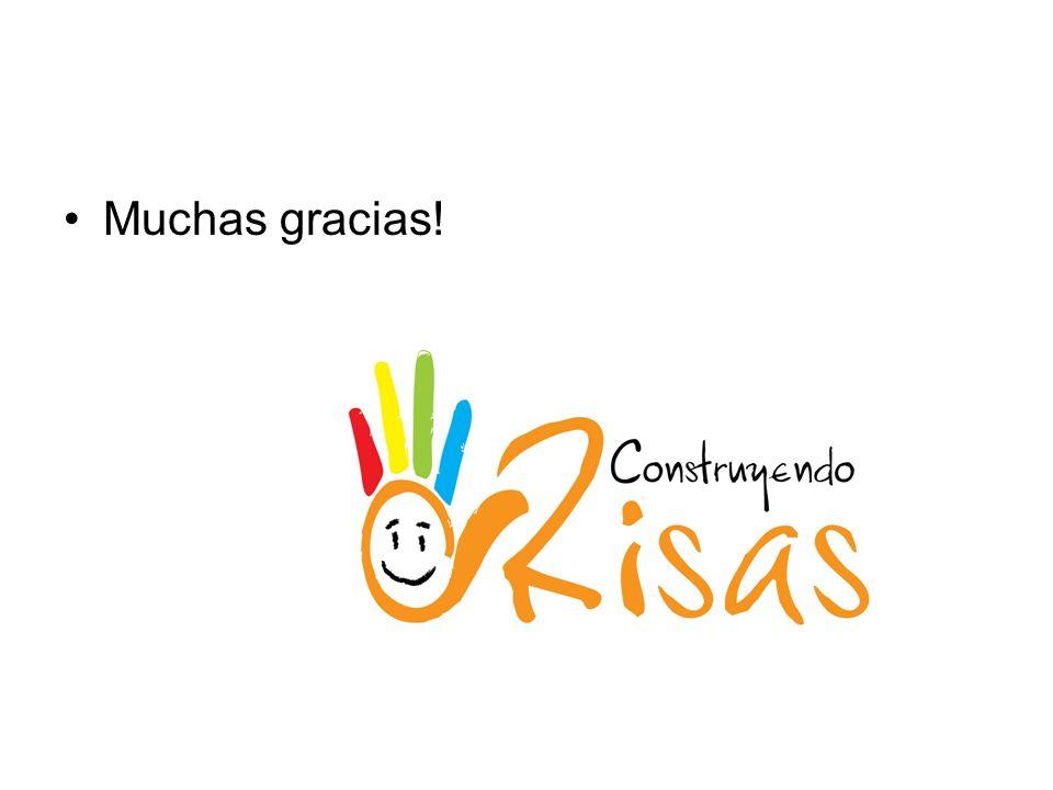 Muchas gracias!
