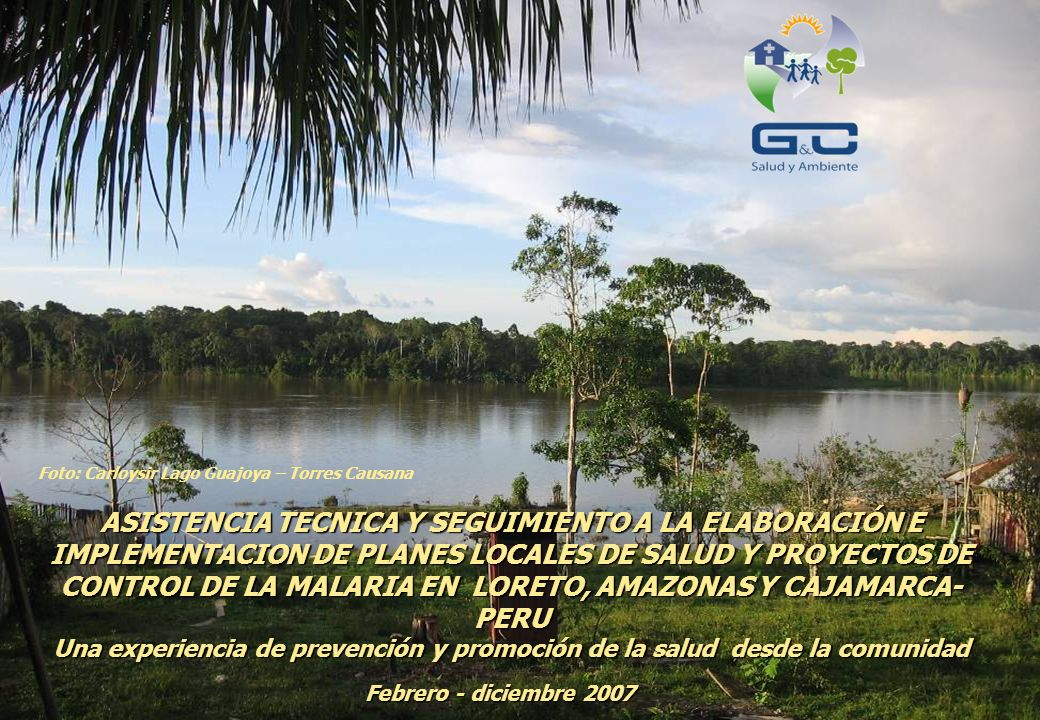 Foto: Carloysir Lago Guajoya – Torres Causana