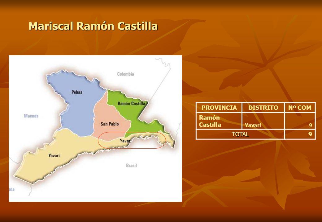 Mariscal Ramón Castilla